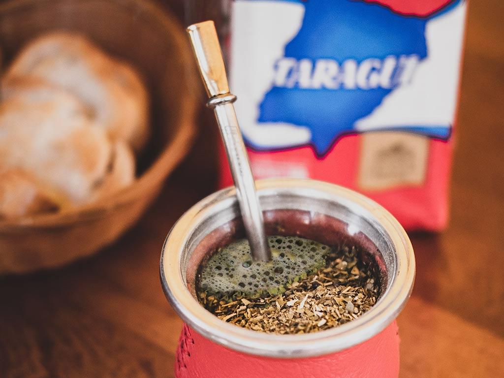 preparar yerba mate dulce taragui
