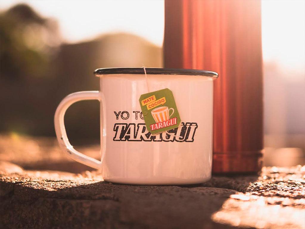 Taragui Yerba Mate: Beber, cebar o sebar un buen Mate